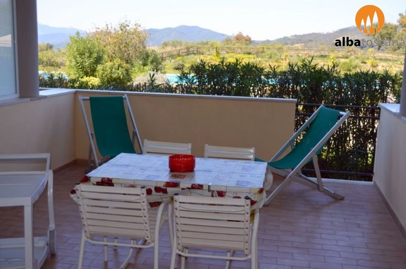 Studio apartment (sleeps 2/4) at 750m from the sea.