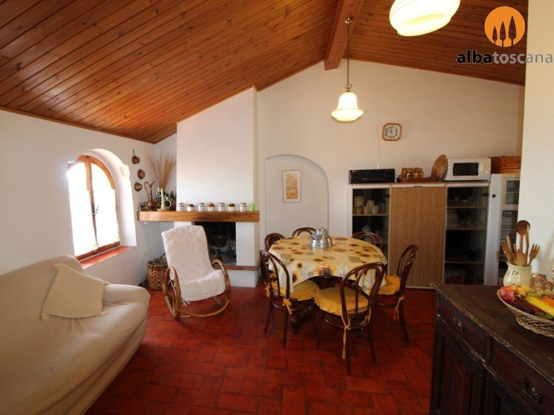 Apartment (sleeps 4) with small panoramic terrace